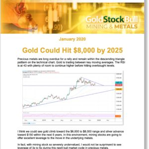 Gold Stock Bull newsletter