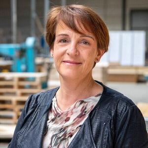 NO-NAIL BOXES: Karin DE GREEF - Technical Representative