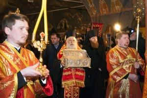 Relics of St Demetrios of Salonika