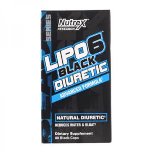 lipo 6 black diuretic