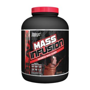nutrex mass infusion 6 lbs