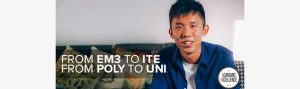 Joey Tan - Academic Excellence Story