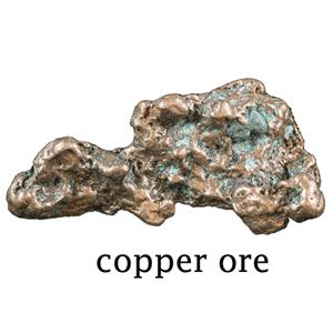 COPPER ORE MINING