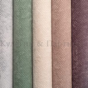 Обивочная мебельная ткань флок Savoy