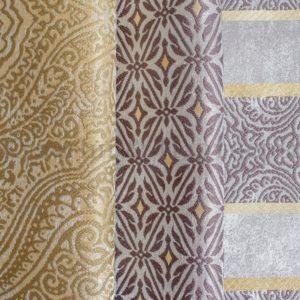 Обивочная мебельная ткань жаккард Cristal