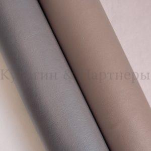 Обивочная мебельная ткань искусственная кожа Monaco
