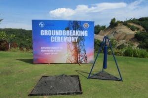 Globe Telecom first to answer call of Liloan town for connectivity for its barangays