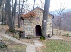 manastir svete petke u ceranjskoj reci
