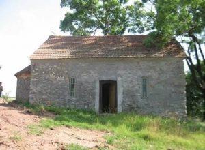 crkva u selu borcane