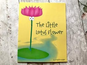 The Little Lotus Flower Review and Giveaway