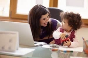7 Top Tips On Working From Home With Toddlers Around