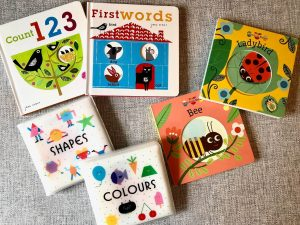 Preschool Books From Words and Pictures - Review