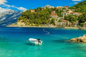 Why is Croatia the hottest tourist destinate in Europe?