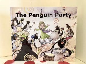 The Penguin Party by Alison Orlandi - Book Review