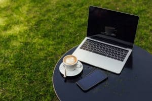 Top Tips On Working From Home In The Garden Without a Garden Office