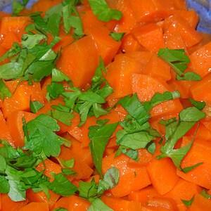 Italian Carrots Vermouth