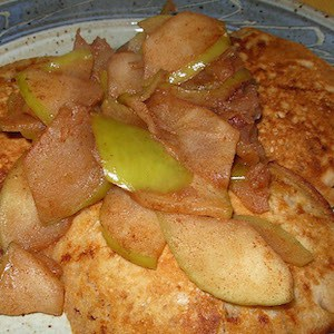 Sautéed Apples/Fried Apples