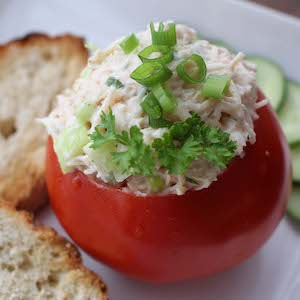 Stuffed Tomato or Stuffed Tomatoes