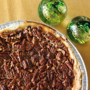 Chocolate Pecan Pie, AKA Derby Pie