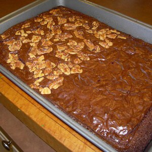 My Favorite Chocolate Brownies