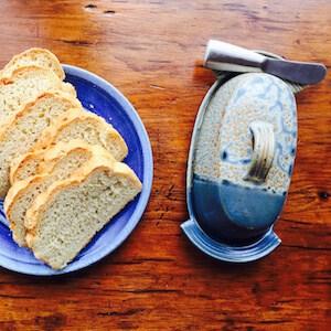 Gluten Free Dairy Free White Bread