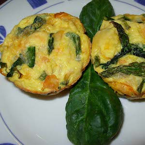 South Beach Florentine Egg Cups