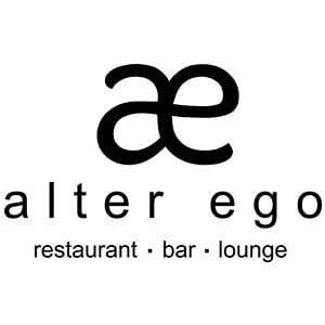alter ego restaurant logo