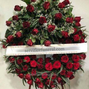 Corona funeraria Lealtad