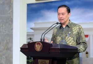 Menteri Perdagangan Thomas Lembong