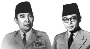 Ir. Soekarno dan Drs. Mohammad Hatta