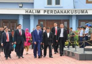 Presiden Jokowi bertolak ke Riyadh, Arab Saudi menghadiri acara Arab Islamic-American Summit atau Konferensi Tingkat Tinggi (KTT) Arab Islam Amerika, yang akan digelar Minggu (21/5).