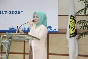 Plt. Direktur Utama PT Pertamina (Persero) Nicke Widyawati
