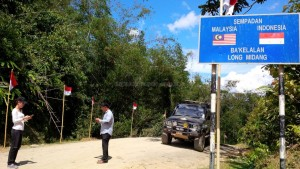 Long Midang PLBN, Sebatik Island, North Kalimantan (Photo: IST)