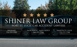 Port St Lucie Car Accident Attorneys Shiner Law Group