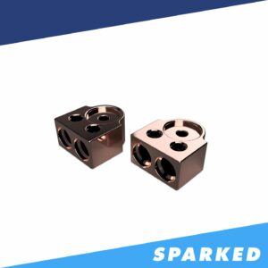 PAIR 2 Spot 1 0AWG Copper Terminal Blocks TB 702v1 XS Power 300x300 - PAIR 2-Spot 1/0AWG Copper Terminal Blocks TB-702v1 XS Power