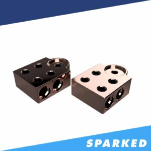PAIR 4 Spot 1 0AWG Copper Terminal Blocks TB 704v1 XS Power 300x300 - PAIR 4-Spot 1/0AWG Copper Terminal Blocks TB-704v1 XS Power