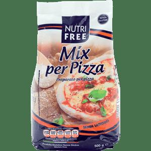Nutrifree Moka za pico brez glutena