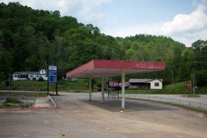 Stadterkundung, Arnoldsburg, West Virginia, USA