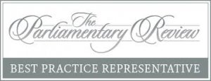 Logo for The Parliamentary Review Best Practice Representative