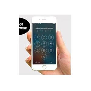 phá mậ khẩu iphone 5