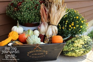 Outdoor Fall Decorating Ideas Wwwthefarmgirlgabscom