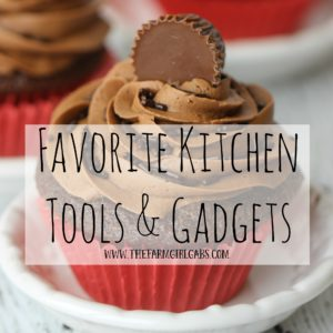 Favorite Kitchen Tools & Gadgets