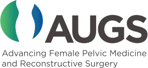 Logo: AUGS - American Urogynecologic Society - Advancing Female Pelvic Medicine and Reconstructive Surgery