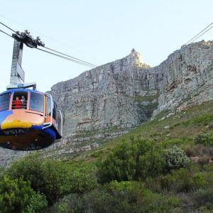Private Table Mountain Tour