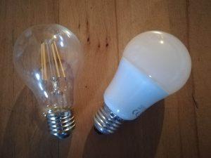 Entnehmen Sie die richtigen Leuchtmittel für Ihre Terrassenbeleuchtung unter Tipp zum Bau.