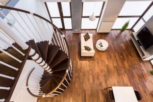 Tipp zum Bau erklärt Ihnen alles über die verschiedenen Treppenarten.