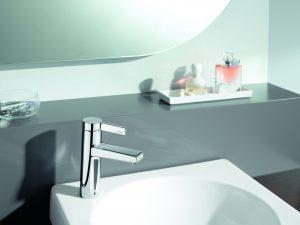 Badarmatur, Waschbeckenarmatur, Bad, Sanitäre Anlagen, Wasserhahn