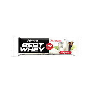 Best Whey Protein Bar By Athletica