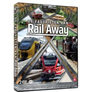 De Favorieten van Rail Away - DVD/BluRay