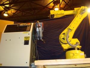 Refurbished fanuc robots for sale